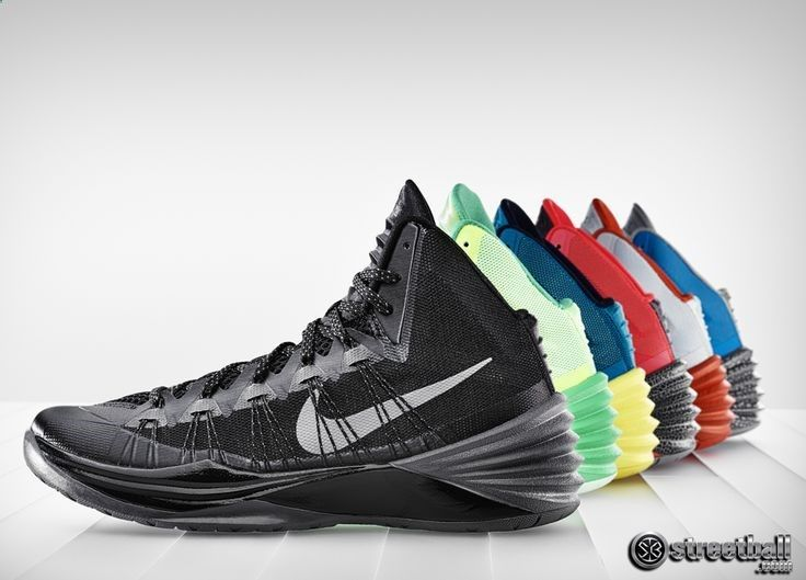 Nike Basketball Shoes | Nike Basketball Shoes Hyperdunk 2013 - Streetball