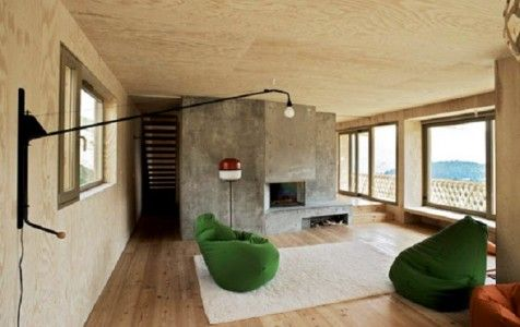 Πατητή τσιμεντοκονία: το απόλυτο μοντέρνο υλικό στο χώρο του σπιτιού | Small Things