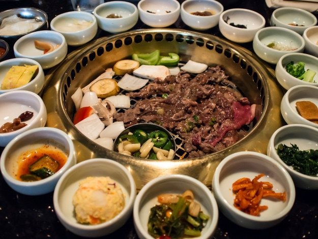 Bulgogi (grilled beef) | A Beginner's Guide To Eating At A Korean Restaurant