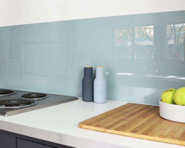 how to install an acrylic backsplash   fogmodern