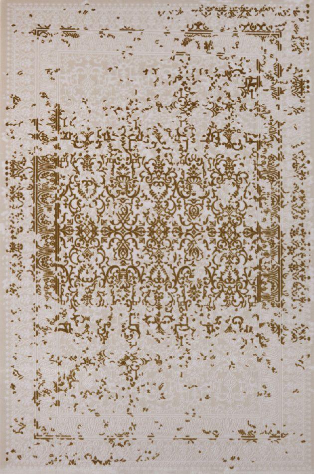 Bahariye Midyat GV 6537 Sarı - Midyat Bahariye Halı