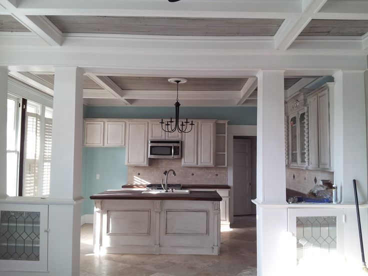 1920 39 s bungalow renovated beach house kitchen dream for Decorating 1920s bungalow