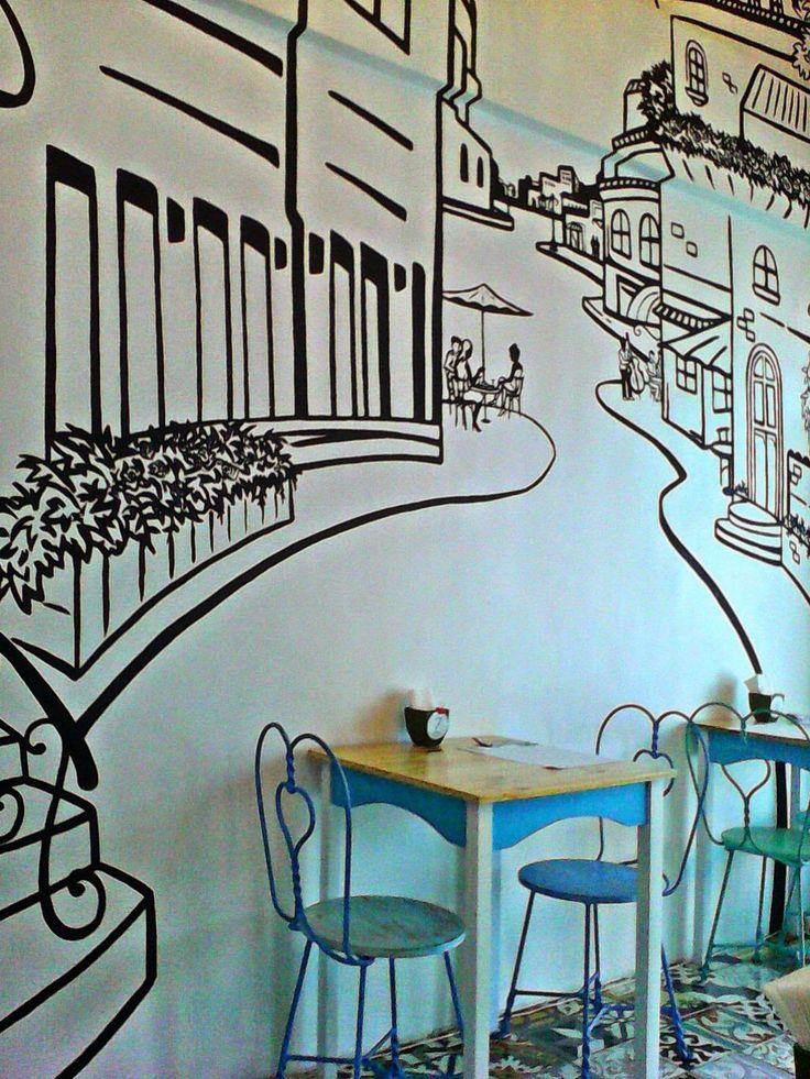 Artsy Cafe, Maginhawa