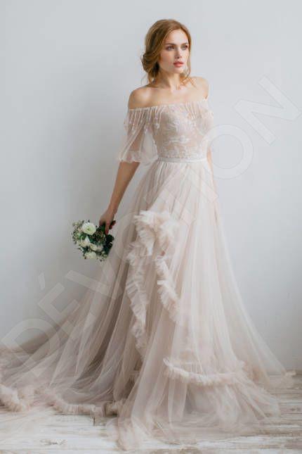 Santana wedding dress by Devotion