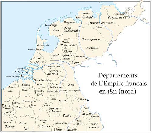 Eerste Franse Keizerrijk - Wikipedia