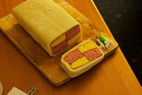 Battenburg Cake - Battenburg Cake - :) http://www.freeshareimages.com ...