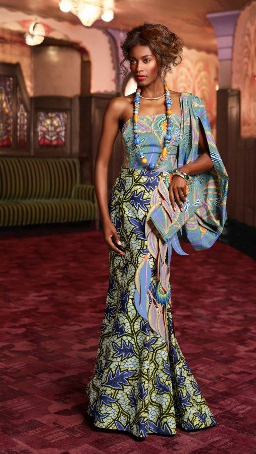 Vlisco collection Feel - Pagnifik