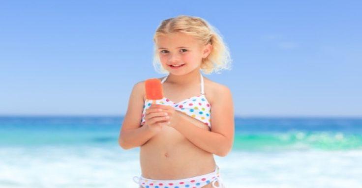 Alimentação de verão para as crianças - escrito por nutricionistas