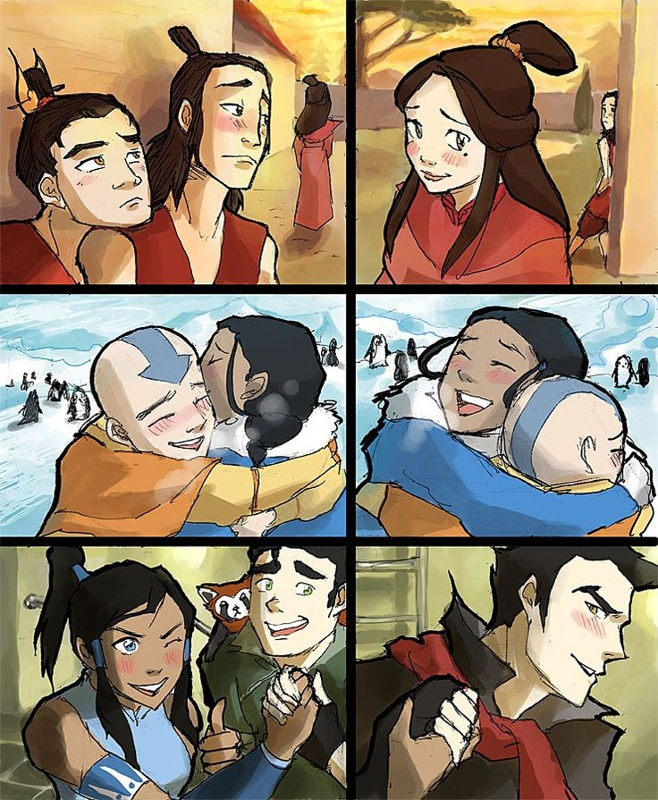 The Last Airbender Avatar Kyoshi: 1000+ Images About Grown Up Team Avatar On Pinterest