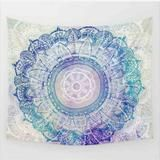 Ombre Mandala Bohemian Tapestries Psychedelic Tapestry for Wall Decor Yoga Mat
