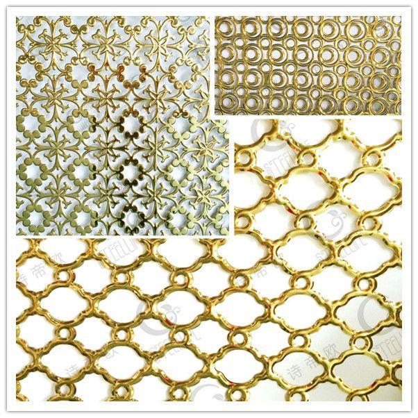 2014 durable de acero inoxidable prensado de color decorativo de chapa perforada de metal-Láminas de Acero Inoxidable-Identificación del producto:1921274434-spanish.alibaba.com