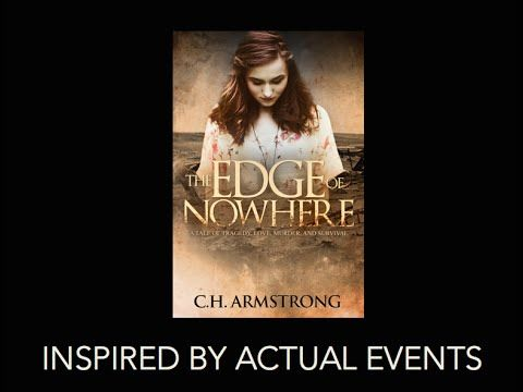 The Edge of Nowhere by C.H. Armstrong | Never Give Up by Joan Y. Edwards