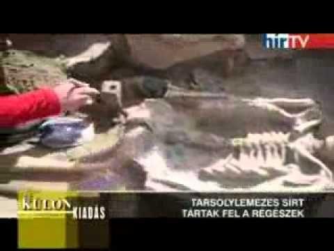 Honfoglalás kori régészeti leletek