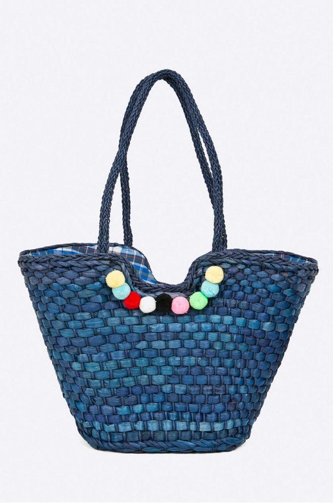 51aac5788a47 Kosár City Jungle sötétkék -80-TOD03N | My Style Pinboard | Bags ...