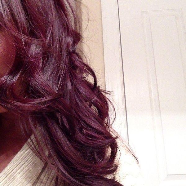 Best 25 Burgundy Plum Hair Ideas On Pinterest  Plum Hair Colour Burgundy H