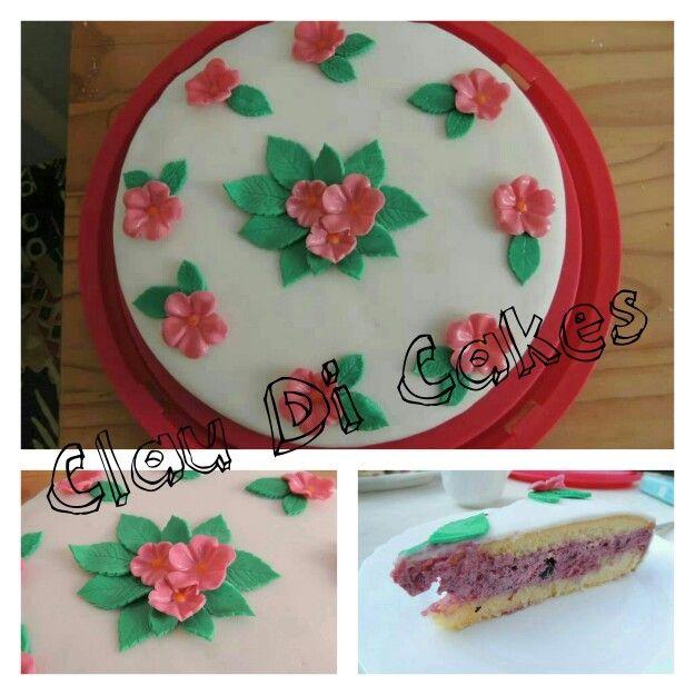 Birthday cake for my little sister