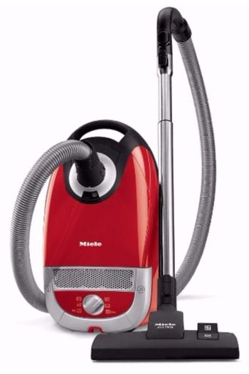 The Miele Complete C2 Hard Floor Canister Vacuum Cleaner Is Designed To Clean Hardwood Floors As Well Short Pile Carpet And Area Rugs