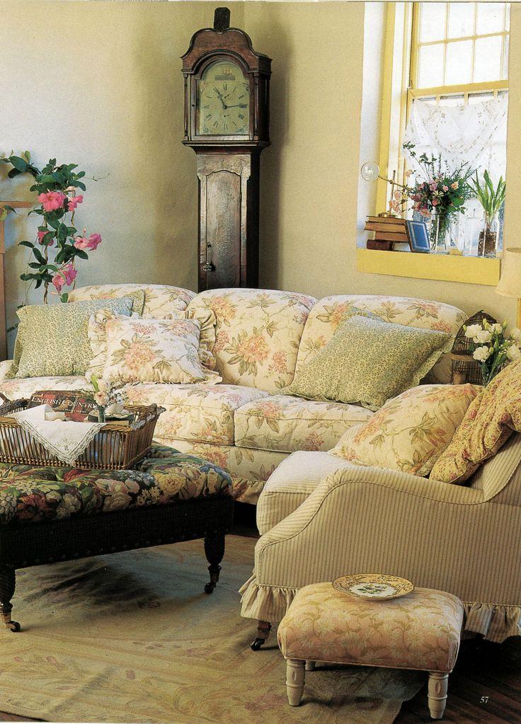 25 best english cottage style ideas on pinterest. Black Bedroom Furniture Sets. Home Design Ideas