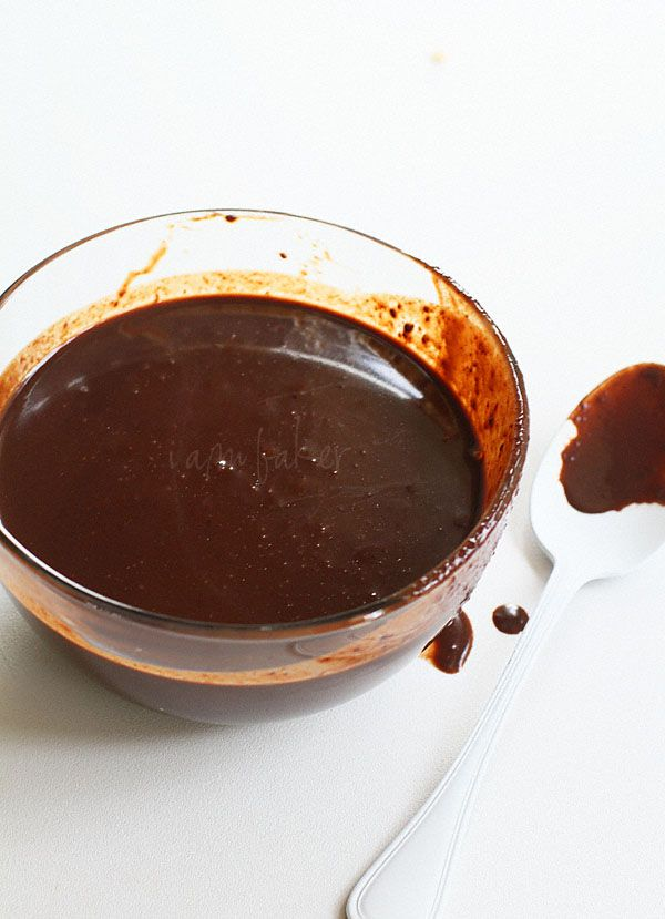 Quick and Easy Milk Chocolate Ganache
