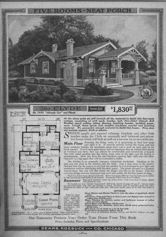 234 best Sears kit homes images on Pinterest | Kit homes, Vintage ...