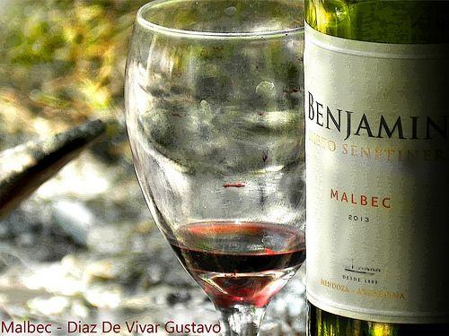 un asado a fuego lento hecho a las brasas y un buen vaso de vino tinto malbec