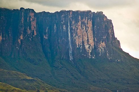 mount Roraima in Venezuela, Brazil and Guyana, the tabletop mountains are considered some of the oldest geological formations on Earth, dating back to roughly 2 billion years ago.   www.facebook.com/loveswish