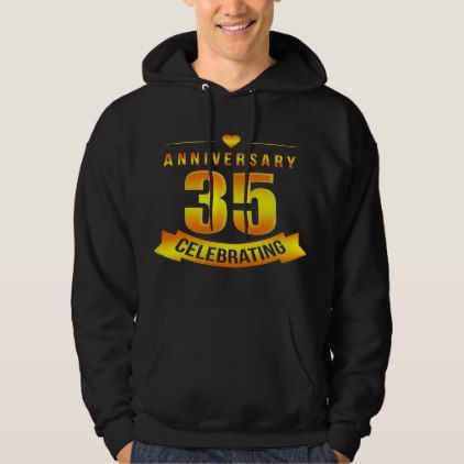 #T-Shirt For 35th Anniversary. Costume For Couple. - #wedding gifts #marriage love couples