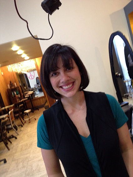 Happy bob haircut experience! | Hair, Makeup & Beauty | Pinterest