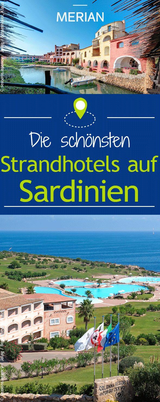 Die besten Strandhotels auf Sardinien