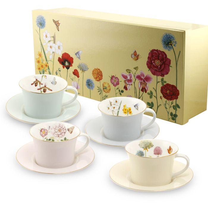 Пара чайная, 4 перс, 8 пр, Дыхание лета  3 190 руб