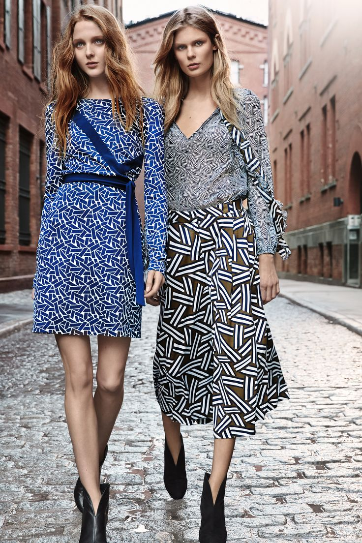 See the complete Diane von Furstenberg Pre-Fall 2016 collection.