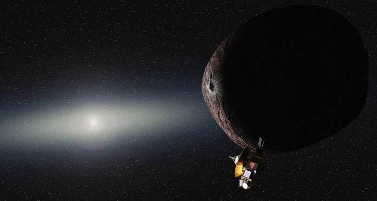 The New Horizons spacecraft has a second target in the Kuiper belt: an icy boulder dubbed 2014 MU69.