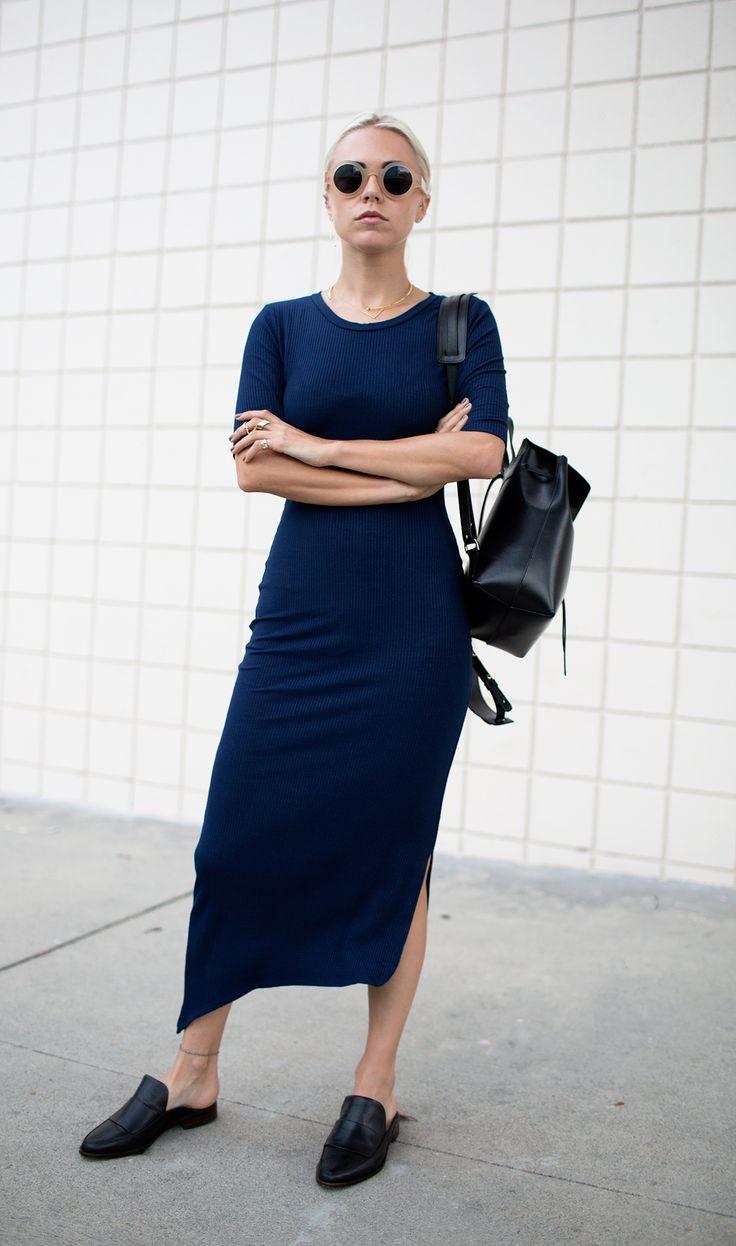 LNA dress - coz she's cool like that!