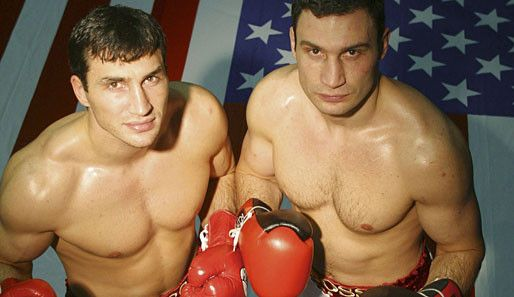 Wladimir and Vitali Klitschko finally good enough for US TV     Watchingsport on HBO
