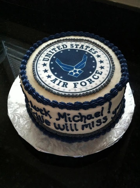 17 best images about military on pinterest military for Air force cakes decoration