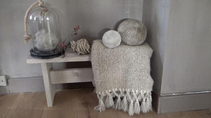 Onder de Beuk: DIY Betonnen bal