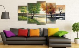 Groupon - Nature and Modern Tree Artwork Gallery Wrapped Prints On Canvas from $ 39.99 – $89.99 in [missing {{location}} value]. Groupon deal price: C$39.99
