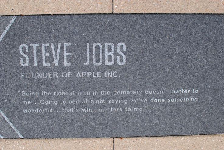 Steve Jobs angeblich letzte Worte ...
