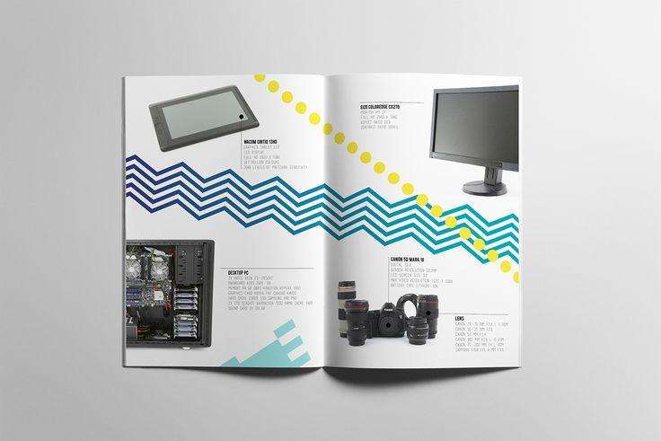 Hardware Catalog on Behance