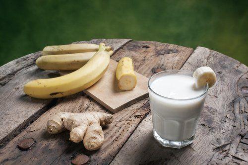 Bananenshake gegen Bauchfett