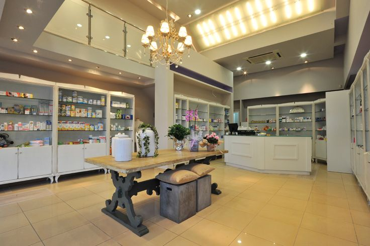 pharmacy design Athens.Kali Gavriil