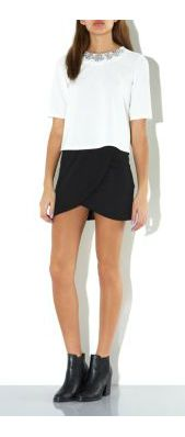 newlook: http://www.newlook.com/shop/womens/skirts/black-waffle-texture-wrap-skirt-_309909101