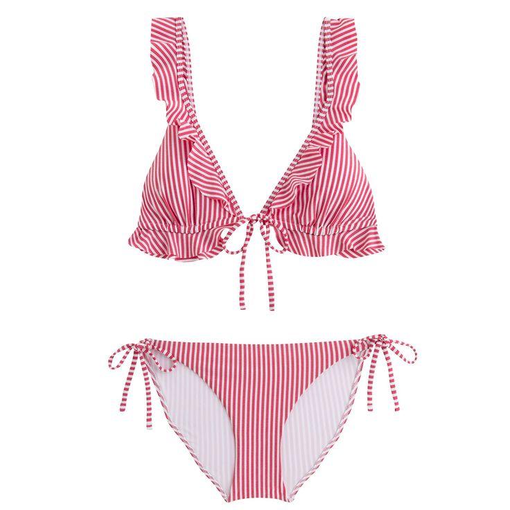 À Vendre Pas Cher En Ligne XWAN-Bikini Bikini-swimsuit Bikini triangle Maillot de bain Sub Corps Acheter Pas Cher Visite Nouvelle Manchester Grande Vente La Vente En Ligne Sortie Livraison Rapide OuohLWJxM