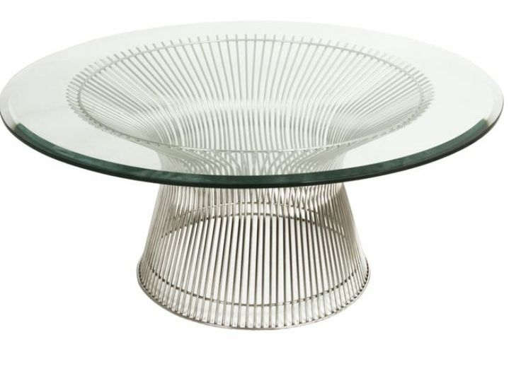 17 best images about coffee side tables on pinterest for Warren platner coffee table