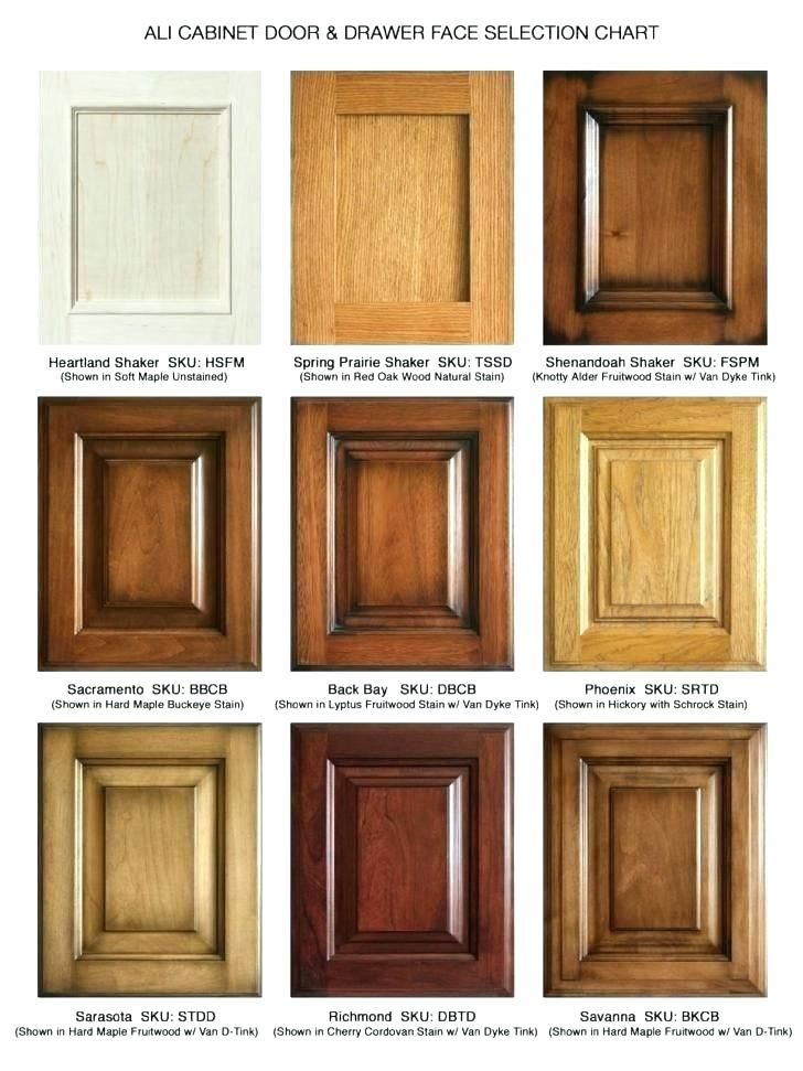 Staining Kitchen Cabinet Doors stained maple cabinets with red oak floors   Google Search