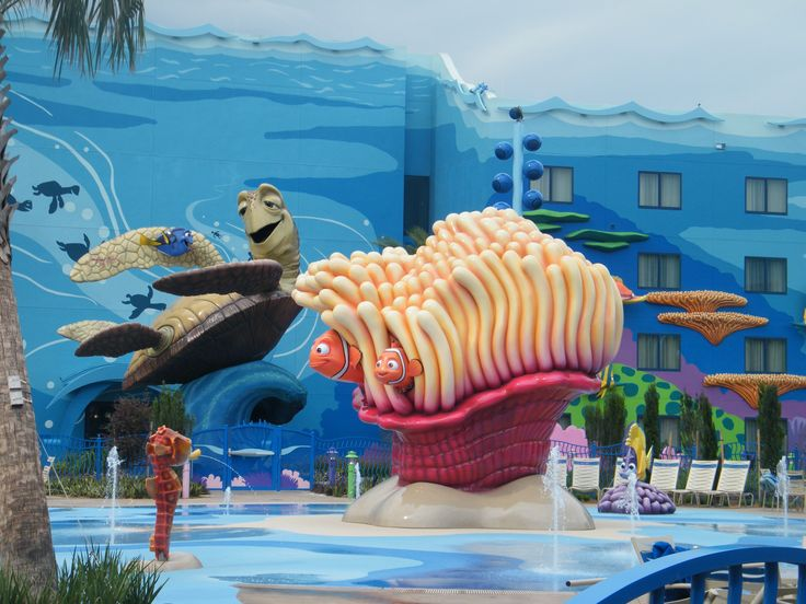 Searching for a resort for your Disney Vacation? Check out these new photos of the Art of Animation Resort. (with article)