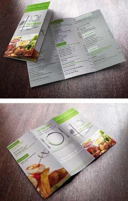 88 best Contoh Flyer Menu Cafe dan Restoran images on