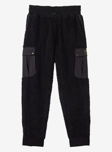 Burton Tribute Fleece Pant shown in True Black