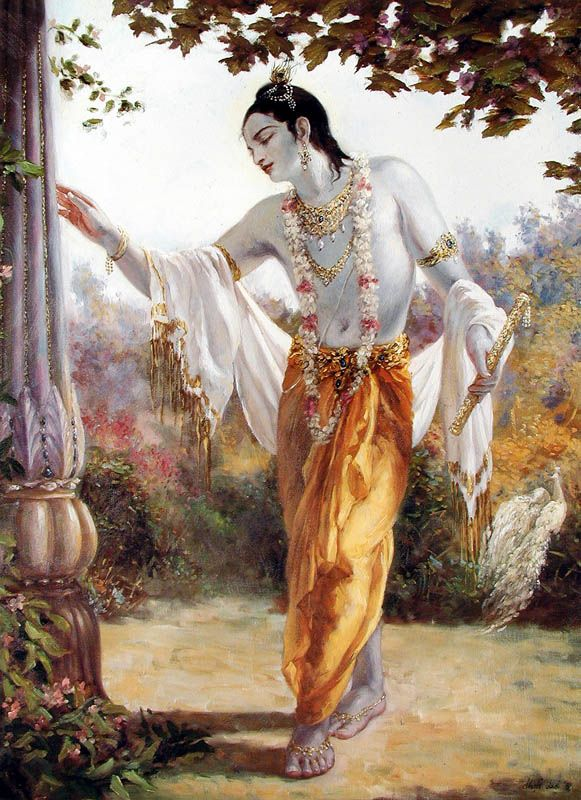 Love is an infinite stillness, a state of rootedness. Krishna has called this state of rootedness sthita-pragya. Love can only happen to one whose mind has come to a standstill, it trembles no more.