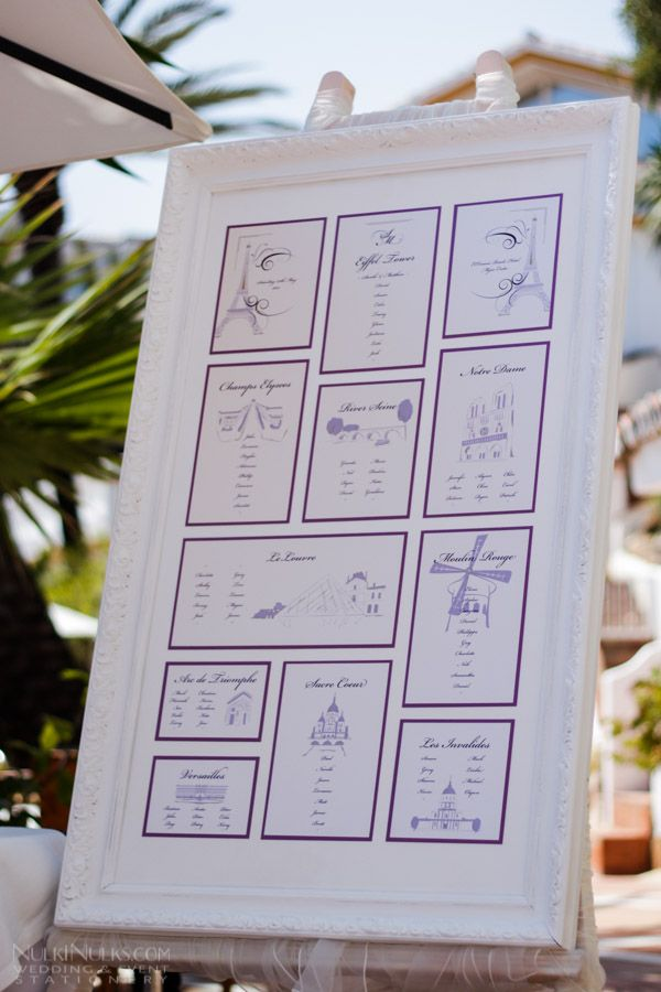 Paris themed wedding save the dates | Paris Wedding Theme Stationery Suite | Wedding Stationery by ...